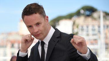 Nicolas Winding Refn à Cannes en mai 2016