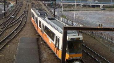 Des motrices du métro de Charleroi qui ont parfois 35 ans