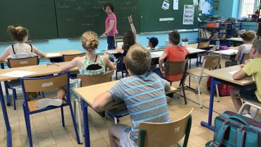 L'école de Sautour à Philippeville risque la fermeture à la rentrée, établissement et parents se mobilisent