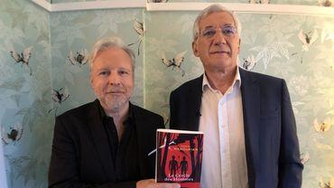 Thierry Bellefroid (gauche) et Pascal Manoukian (droite)