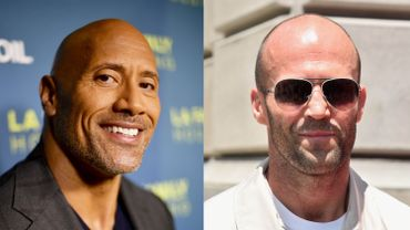 Dwayne Johnson & Jason Statham