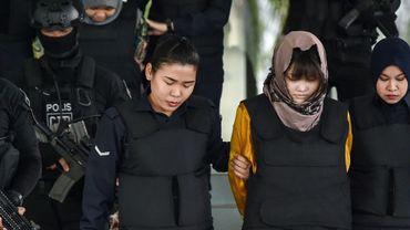 Le procès des deux femmes accusées d'avoir assassiné le demi-frère de Kim Jong Un reporté à janvier.