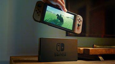 Une nouvelle version de la Nintendo Switch verra le jour en 2019
