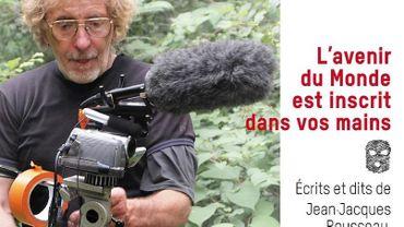 Charleroi : un livre hommage sur le cinéaste Jean-Jacques Rousseau