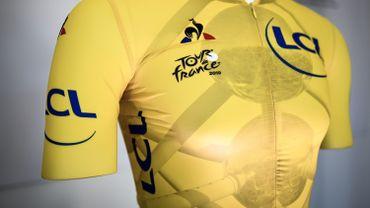 L'Atomium sera présent sur le torse du maillot jaune