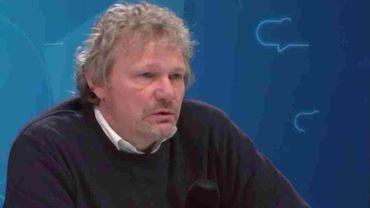 Thierry Bodson , secrétaire général de la FGTB wallonne