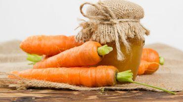 Recette de Candice: Confiture d'épluchures de carottes