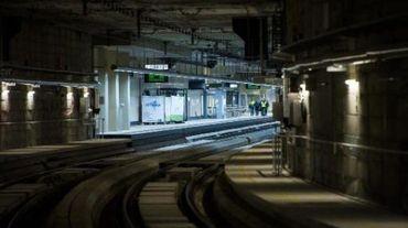 Nouveau tunnel ferroviaire Schuman-Josaphat, les usagers vont gagner du temps