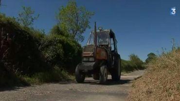 Viticulteur flashé à 150km/h sur l'autoroute avec son vieux tracteur