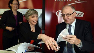 Thalys devient une entreprise ferroviaire à part entière