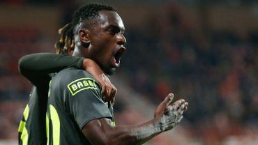 Courtrai échappe à sa sanction après les actes racistes contre des joueurs du Standard