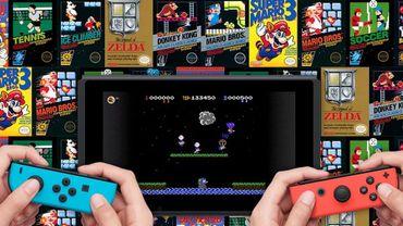 Switch Online : L'abonnement payant de Nintendo arrive le 18 septembre