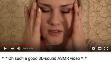 Gentle Whipering (500.000 abonnés) est une des Youtubeuses ASMR les plus célèbres.