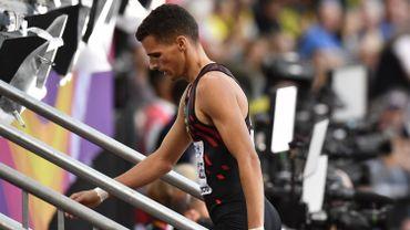 """Makwala, Kevin Borlée et d'autres athlètes """"intoxiqués"""" à Londres"""