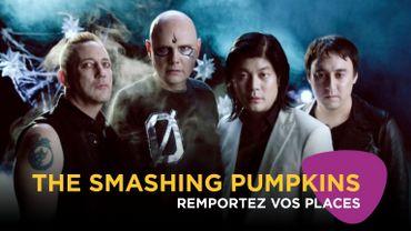 Smashing Pumpkins: vos places de concerts