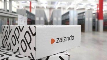 Le géant de la vente en ligne Zalando devait débuter un nouveau contrat demain jeudi avec le centre de tri d'Awans (illustration).