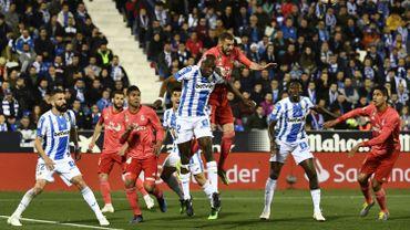 Le Real Madrid, toujours privé de Courtois, concède un morne partage à Leganés