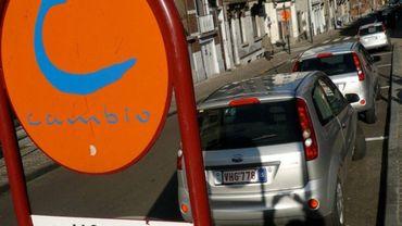 En date du 1er avril dernier, Cambio comptait 18 000 réservations de véhicules par mois à Bruxelles.