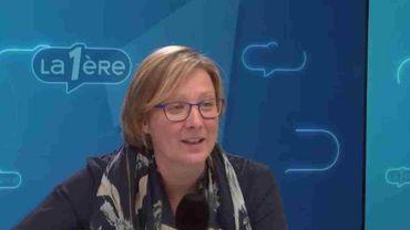 Mathilde Vandorpe, députée wallonne cdH