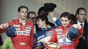 Grand Prix de F1 de Monaco: le palmarès, les vidéos