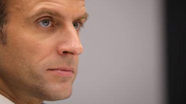 Emmanuel Macron n'a eu de cesse de clamer qu'il ne reculerait pas.