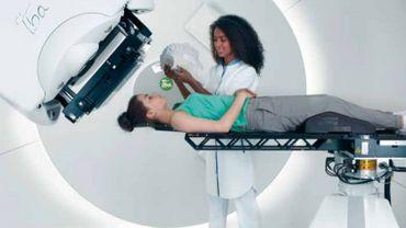 IBA est le leader mondial de protonthérapie.
