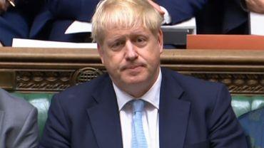 Brexit: Boris Johnson a prévenu Emmanuel Macron qu'il n'y aurait pas de report