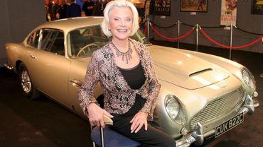L'actrice Honor Blackman, iconique James Bond girl, est décédée