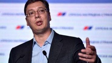 Serbie: Vucic le pro-Européen obtient le plébiscite qu'il cherchait