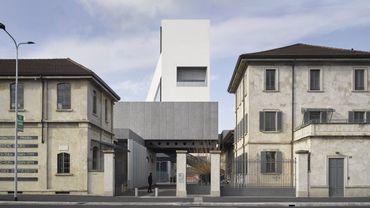 La Fondation Prada inaugurera son dernier bâtiment en avril