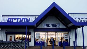 Le discounter néerlandais Action est spécialisé en produits non alimentaires.