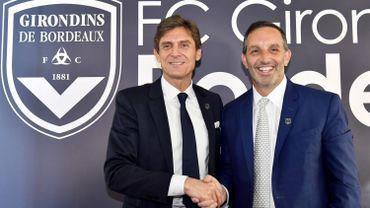 """Les ambitions du Bordeaux de DaGrosa n'ont """"pas de limites"""""""