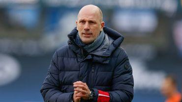 Soulier d'Or : Philippe Clément, coach du FC Bruges, élu Entraîneur de l'Année