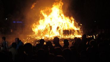 Les feux de la Saint-Jean, une tradition qui symbolise le retour de l'été