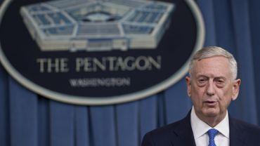"""Conflit en Syrie: les USA ont bombardé des forces sans doute """"dirigées par l'Iran"""""""