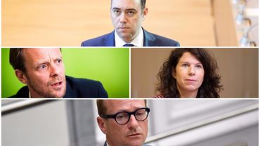Les ministres régionaux de la mobilité et de la sécurité routière, ainsi que le co-président d'Ecolo et la Secrétaire d'Etat à la Région de Bruxelles-Capitale pour la Sécurité routière, sont contre une variabilité de la vitesse maximale autorisée sur les autoroutes belges.