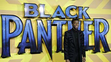 """""""Black Panther"""", adaptation sur grand écran des aventure du premier super-héros noir créé par Marvel en 1966, a été réalisé par Ryan Coogler (""""Creed"""") et met à l'affiche Chadwick Boseman (""""42"""")"""