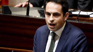 Tom van Grieken, président du Vlaams Belang, n'installera pas l'application Coronalert