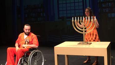 Gehenne, le nouveau spectacle d'Ismaël Saidi : on a minimisé le rôle de la religion dans la radicalisation
