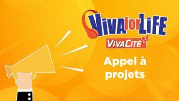 L'appel à projets Viva for Life 2017 est ouvert!