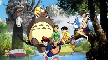 693 morceaux tirés des films des studios Ghibli sont à présent disponibles en streaming