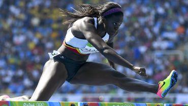 Athlétisme : Anne Zagré