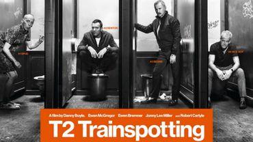 """""""Trainspotting T2"""" sort en Belgique le 1er mars 2017"""