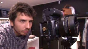 Edwin, photographe pour Google