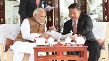 Le Premier ministre indien a passé ces dernières 24 heures à Wuhan (Chine) pour des entretiens informels avec le président chinois Xi Jinping.