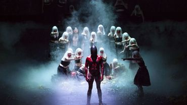 """Macbeth"" de Verdi m e s Michaël Thalheimer"