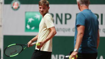 Goffin hérite de Berankis et pourrait croiser Nadal au 3e tour