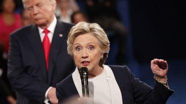 Ce sondage a été réalisé après la vidéo compromettant Trump, mais avant le deuxième débat opposant les deux candidats à la Maison Blanche