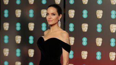 """Absente depuis 2015 sur grand écran, Angelina Jolie reprend le chemin des tournages avec notamment le thriller """"The Kept""""."""