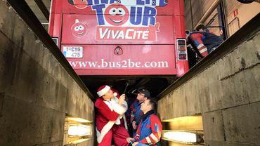 Dernière étape du Viva for Life Tour... direction Strée!